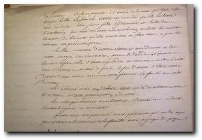 1848, Cour d'assises de Bastia, affaire Lilla Lanfranchi
