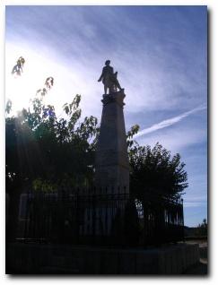 monument aux morts d'Aullène
